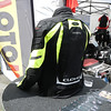 "Clover Crossover Airbag Jacket.<br /> <a href=""http://youtu.be/fDNqdGMzt3w"">http://youtu.be/fDNqdGMzt3w</a>"