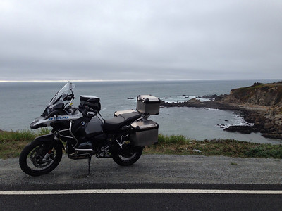'14 BMW R1200GS Adventure