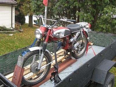 1970 Yamaha Trailmaster