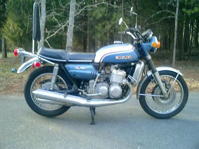 1973 Suzuki GT750