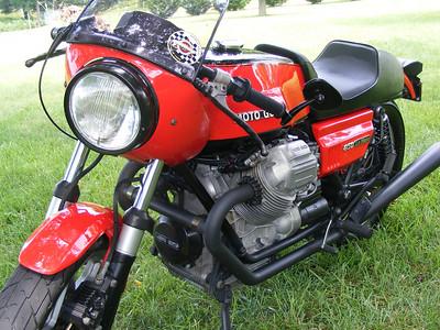 1978 Moto-Guzzi LeMans