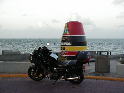'82 Suzuki GS1100G - As far south as we go, next stop, Deadhorse, Alaska (otherwise known as Prudhoe Bay).