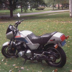1983 Suzuki GS750E