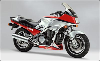 1984 Yamaha FJ1100
