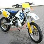 1992 Husky wr 360