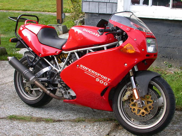 1995 Ducati 900SS SP