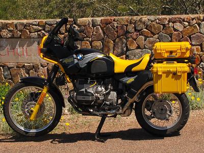 1995 R100GS