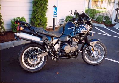 1996 Triumph Tiger