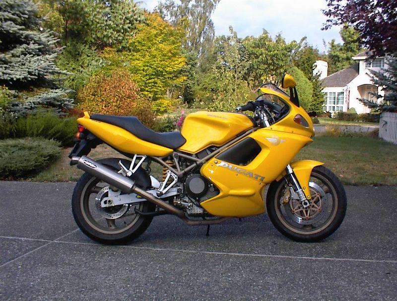 1998 Ducati ST2
