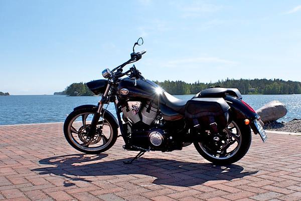 2-wheel motoring