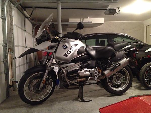 2000 BMW R1150GS