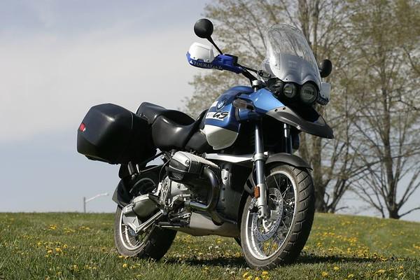 2002 BMW R1150GS