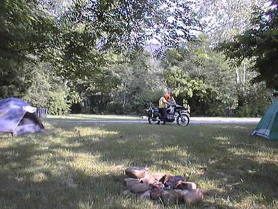 2002 Seneca Rocks West Virginia, Slash 5 Rally