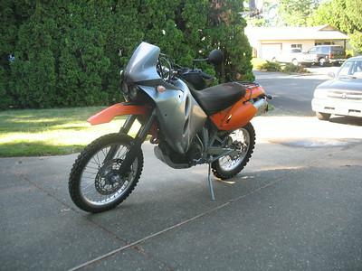 2002 ktm 640 adventure