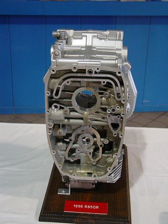 Boxer R850 Engine - Front