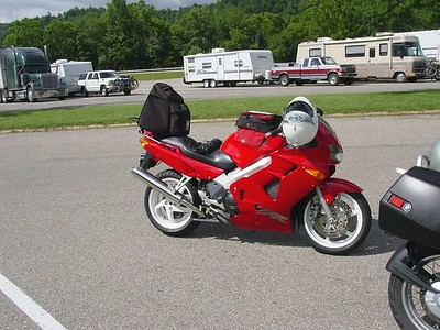 Curts VFR At Rest Stop