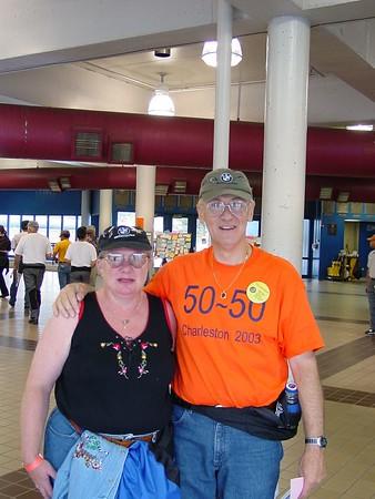 John & Donna Meese
