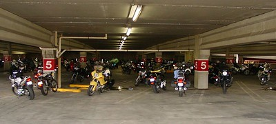 MOA Parking