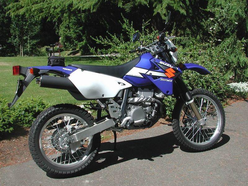 Stock 2003 DRZ400-S