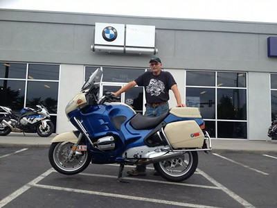 2003 R1150 RTP, at Frontline Euro Sports BMW dealer, Salem VA