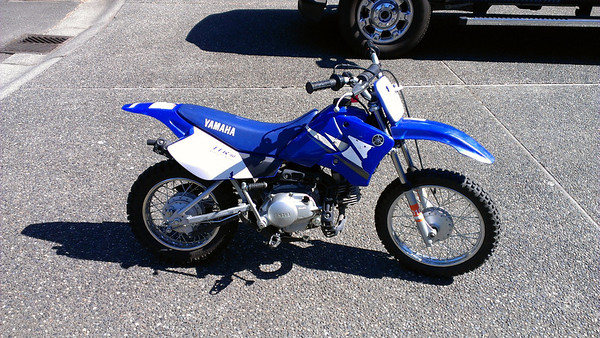 2003 Yamaha TT-R90