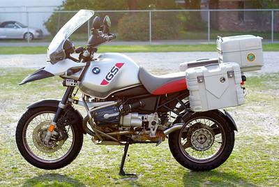 2004 BMW R1150GSA