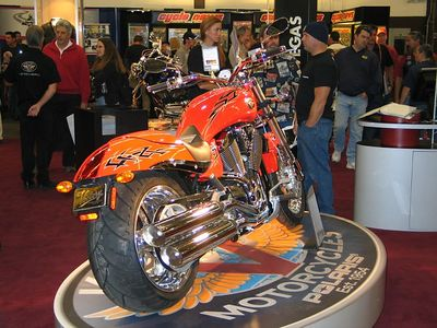2004 Motorcycle Show
