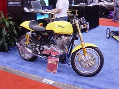 2005 Norton