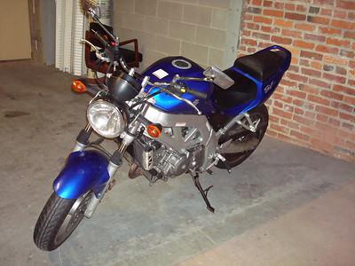 2004 SV 650