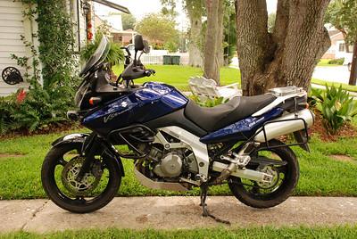 2004 Suzuki VStrom 1000