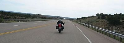 On the road near Starvation Reservoir