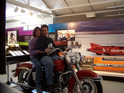 AMA Motorcycle Hall of Fame Museum - 31 Jan '04