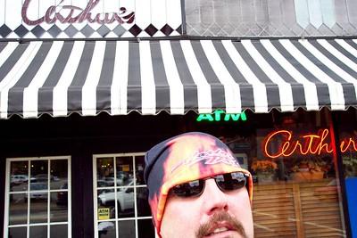 Arthur's Steak House, Morristown, NJ 10-24-04