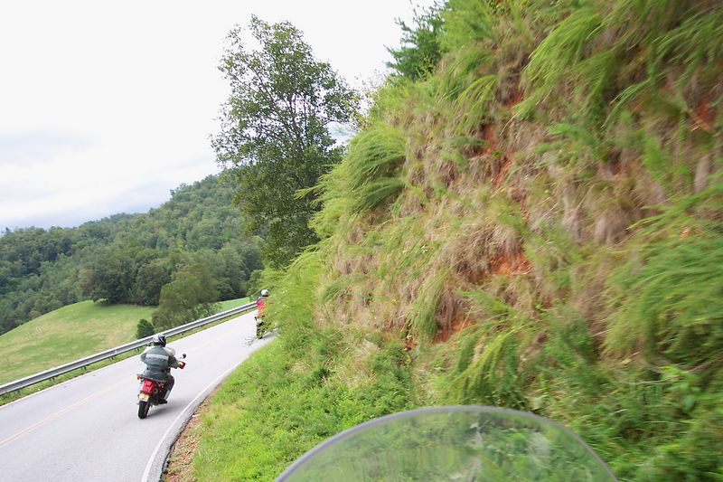 Curves and hills, I love it.....