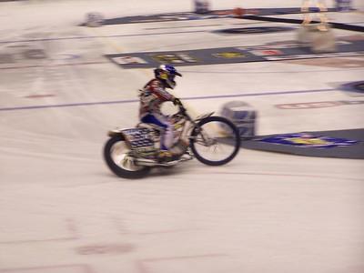 XIIR - Xtreme Int'l Ice Racing - U.S. Bank Arena, Cincinnati - 17 Jan '04