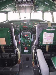 20050703 - 09 - Aviodrome 'Flying Dutchman' cockpit