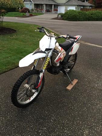 2005 Beta 525 RR