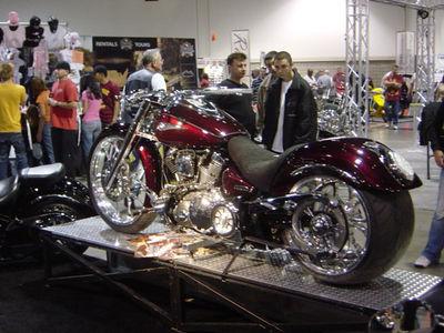 Mat Hotch Roadstar Custom