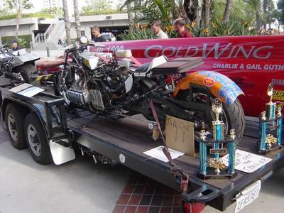 Goldwing Bonnivelle Bike