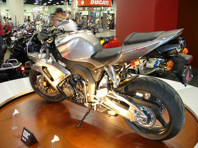 2005 International Motorcycle Show