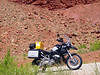 GS on the way to Moab June 2005