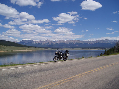 On the way to Crested Butte August 2005