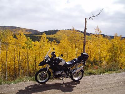 Kenosha Pass Fall 2005