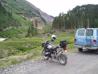 Schofield Pass August 2005