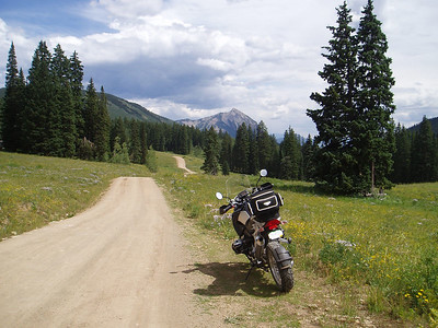 Above Crested Butte 2005
