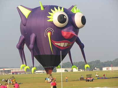 2005 The Great Texas Balloon Race, Longview, TX
