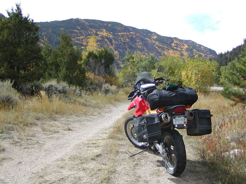Up the Poudre Canyon