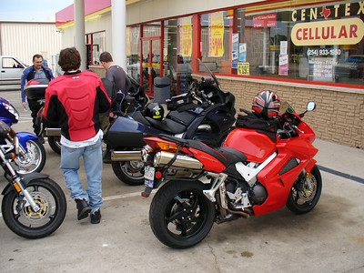 2005.7.23 Llano Lunch Run