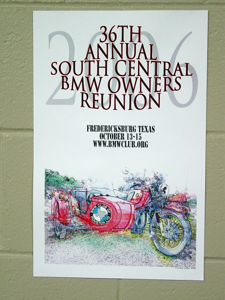 2006 36th Annual South Central BMW Owners Reunion.