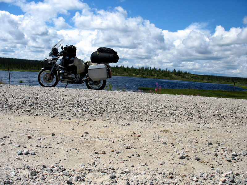 "Near Labrador City <a href=""http://www.advrider.com/forums/showthread.php?t=217444"">http://www.advrider.com/forums/showthread.php?t=217444</a>"
